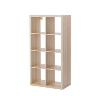 Shelving unit storage