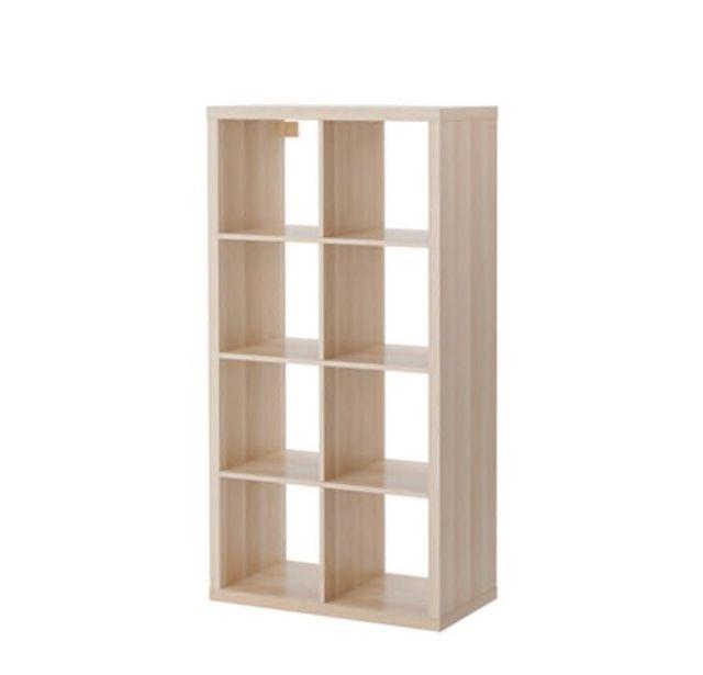 Shelving unit storage