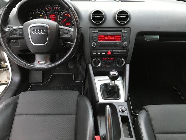 Audi A3 2007 S Line Interior Photos Audi Collections