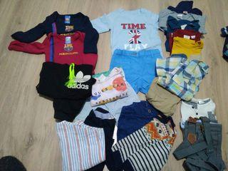 ropa de niño 9-12 meses