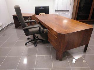 mobiliario de alto estandig para oficina .