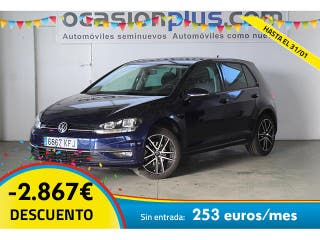 Volkswagen Golf 1.6 TDI Advance DSG 85 kW (115 CV)