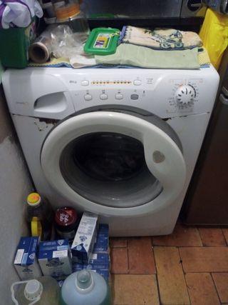 lavadora funciona Estoy usando.