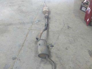 TUBO ESCAPE COMPLETO FIAT SCUDO 1.9 D Basis Kasten