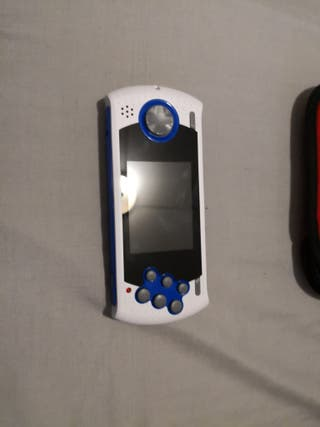 consola retro portatil sega megadrive