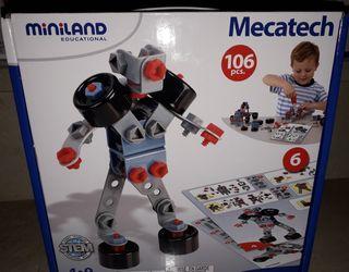 Mecatech construcciones nuevo tipo lego