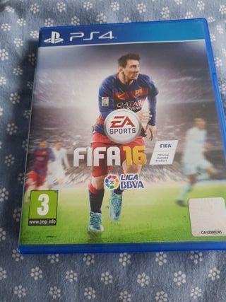 PS4 Juego Fifa 16