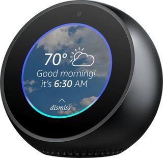 Amazon Echo Spot (Negro)