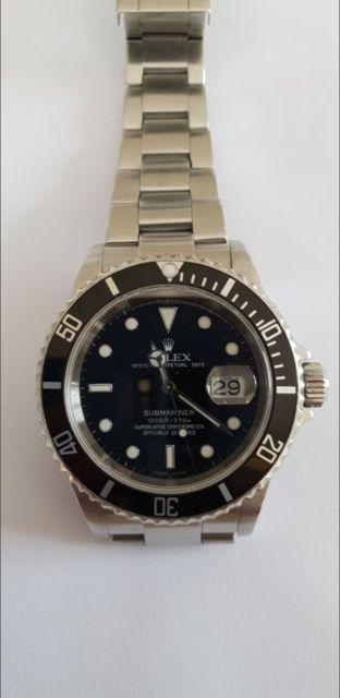 Rolex - Submariner de fecha - 16610 - Hombres - 20