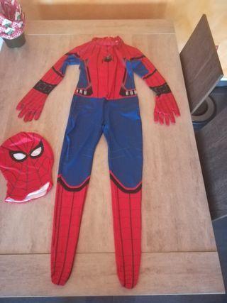 Disfraz Spiderman integral