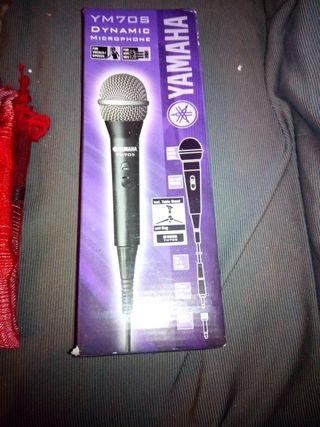 microfono yamaha
