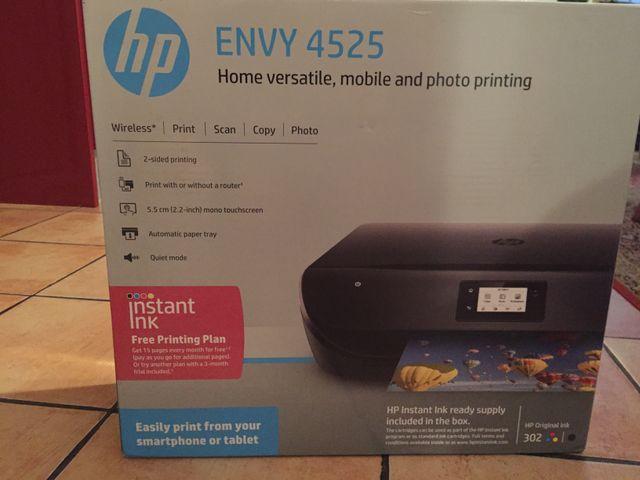 HP ENVY 4525 Impresora multifunción NUEVO de segunda mano