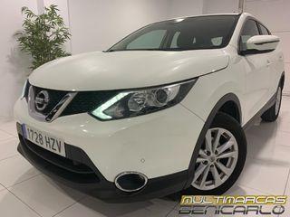 Nissan Qashqai 1.5dCi Acenta 4x2 desde 250 €/mes