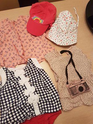 roba / ropa niña 6 meses