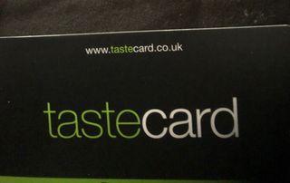 1 YR Tastecard Membership