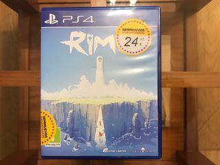 Juego RIM PS4 Blu-Ray