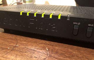 Router Orange Livebox+ nuevo con caja