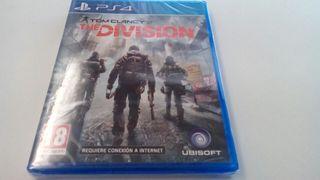the division ps4 nuevo