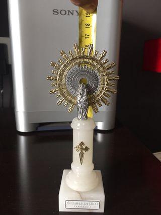 Figura Virgen del Pilar Zaragoza