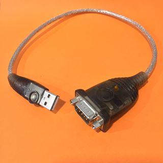 Adaptador USB a puerto serie