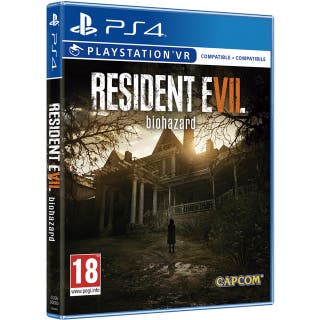 RESIDENT EVIL PS4 PSVR