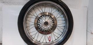 Suzuki intruder 250cc llantas