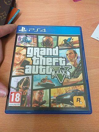 juego grand theft auto v