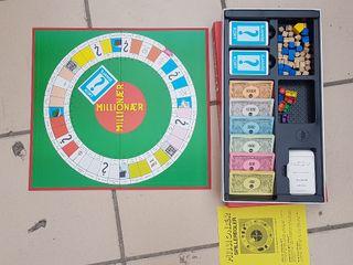 juego de mesa MILLONARIO