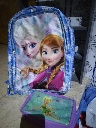 mochila niña