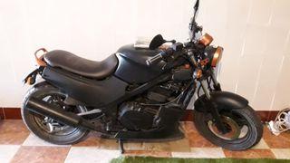moto modificada