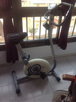 Bicicleta de gimnasia se vende o cambia