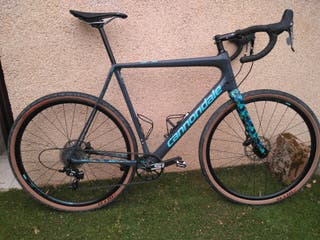 bici de Ciclocross/Gravel Cannondale Super X Apex