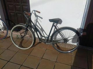 Bicicleta Clásica frenos varilla