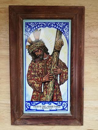 Azulejo Jesús del Gran Poder