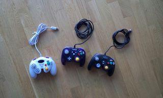 Mandos de switch / wii / gamecube