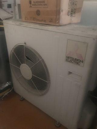 Aire acondicionado conductos inverter