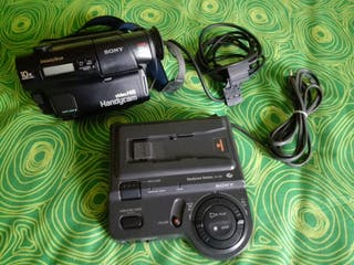 Video camara Sony Hi8 CCD-TR3E