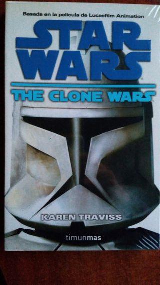 Star Wars The Clone Wars. Novela