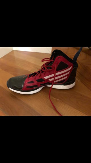 Zapatillas A ESTRENAR Baloncesto Adidas Talla 48