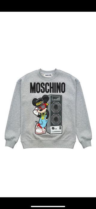 Sudadera de Moschino para H&M Mickey