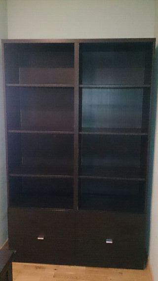 Mueble estantería 4 cajones Ikea