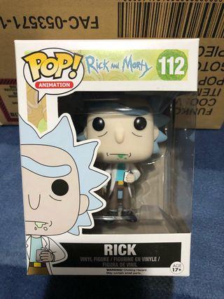 Funko Pop! Rick (112)