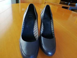 Tacón Zapatos Segunda 40 Mano De Por rrqdn4Cw