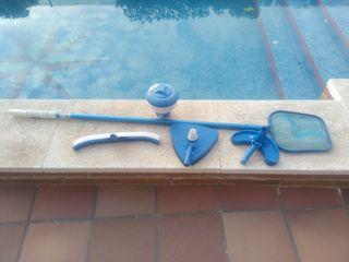 pack de piscina