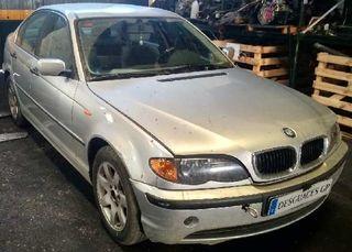 DESPIECE COMPLETO BMW SERIE 3 E46 2.0 150CV