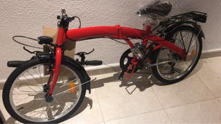 Bicicleta de importación plegable