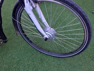 """Kit rueda eléctrica bicicleta 28"""" 250w 36v"""