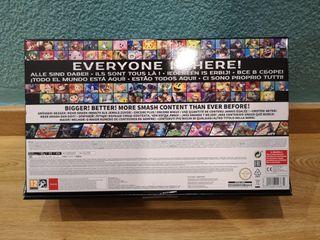 Super Smash bros ultimate Nintendo Switch Nuevo