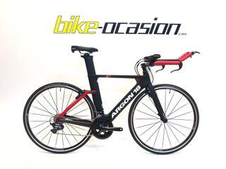 Bicicleta ARGON 18 E-117 T.52 ULTEGRA 11V