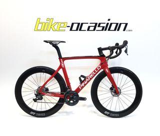 Bicicleta PINARELLO GAN DISK T.56 ULTEGRA 11V